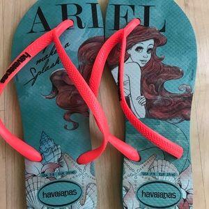 Havaianas Mint Green Ariel Flip Flop Sandals